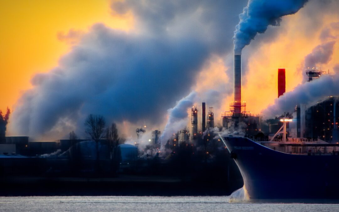 The 5 Hot button issues in corporate climate change